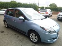 2009 RENAULT SCENIC 1.5 EXPRESSION DCI 5d 105 BHP £3450.00