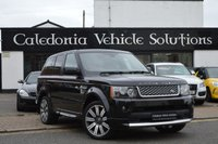 2013 LAND ROVER RANGE ROVER SPORT 3.0 SDV6 AUTOBIOGRAPHY SPORT 5d AUTO 255 BHP £24888.00