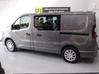 USED 2015 15 VAUXHALL VIVARO 1.6 2700 L1H1 CDTI P/V SPORTIVE 1d 118 BHP A REAL EXAMPLE OF A STUNNING AND VERY WELL LOOKED AFTER MULTIPURPOSE VEHICLE FINISHED IN GRAY METALLIC, CRISP COOL AIR CON FOR THEM HOT DAYS, CRUSE CONTROL, RADIO CD PLAYER, REMOTE CENTRAL LOCKING ELEC WINDOWS, REAR PARKING SENSORS  REAR WINDOWS AT ADDITIONAL COST,