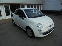 2010 FIAT 500 1.2 POP 3d 69 BHP £4495.00