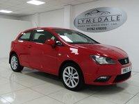 2013 SEAT IBIZA 1.4 TOCA 3d 85 BHP £5490.00