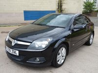 USED 2009 09 VAUXHALL ASTRA 1.6 SXI 3d 115 BHP FULL YEAR MOT +  1 OWNER FROM NEW +  SERVICE RECORD +  ALLOY WHEELS +  CLIMATE CONTROL +