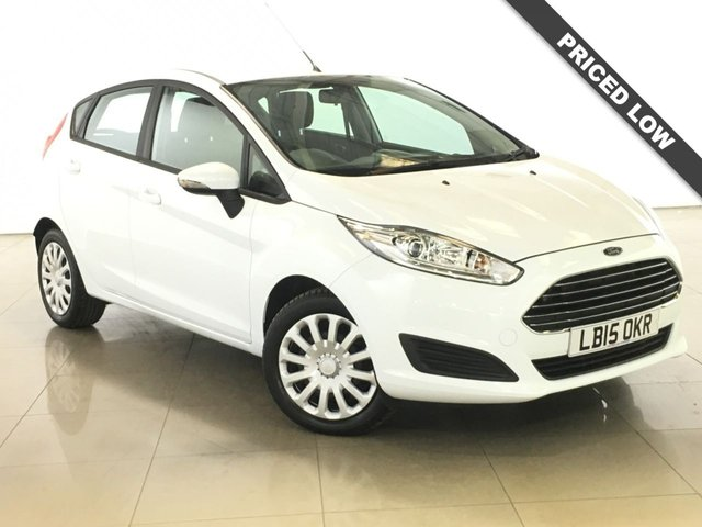 View our 2015 15 FORD FIESTA 1.5 STYLE TDCI 5d 74 BHP