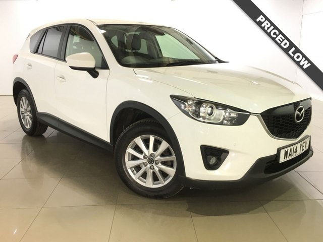View our 2014 14 MAZDA CX-5 2.2 D SE-L NAV 5d 148 BHP