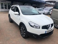 2012 NISSAN QASHQAI 1.6 N-TEC PLUS IS DCIS/S 5d 130 BHP £7995.00