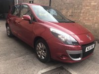 2011 RENAULT SCENIC 1.5 EXPRESSION DCI 5d 110 BHP £4200.00