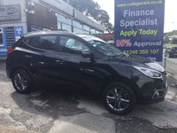 USED 2015 15 HYUNDAI IX35 1.7 CRDI SE BLUE DRIVE 5d 114 BHP, only 26000 miles,1 owner ***GREAT FINANCE DEALS AVAILABLE***