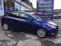 2015 FORD FOCUS 1.5 TITANIUM TDCI 5d 118 BHP, only 38000 miles,1 owner £SOLD
