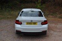 USED 2015 65 BMW 2 SERIES 2.0 220D M SPORT 2d 188 BHP
