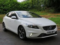 USED 2014 64 VOLVO V40 1.6 D2 R-DESIGN 5d 113 BHP BUY FOR £199 A MONTH
