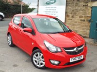 USED 2017 67 VAUXHALL VIVA 1.0 SE AC 5d 74 BHP ONLY 946 Miles From new