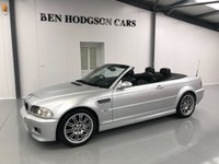 USED 2003 03 BMW M3 3.2 M3 SMG 2d CONVERTIBLE 338 BHP