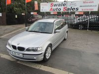 USED 2005 55 BMW 3 SERIES 2.0 320D ES TOURING 5d 148 BHP FINANCE AVAILABLE FROM £23 PER WEEK OVER TWO YEARS - SEE FINANCE LINK