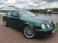USED 2003 03 JAGUAR S-TYPE 2.5 V6 SPORT 4d AUTO 201 BHP **JAG S TYPE SALOON GREAT DRIVE**