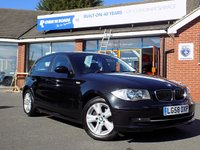 USED 2008 58 BMW 1 SERIES 2.0 120D SE 5dr (175)  ** Previously sold by us **
