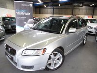 USED 2010 10 VOLVO V50 1.6 D DRIVE SE 5d 109 BHP