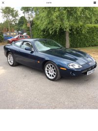 1998 JAGUAR XKR 4.0 XKR 2d AUTO 370 BHP £4495.00