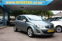 USED 2012 62 VAUXHALL CORSA 1.2 SXI AC 5dr 83 BHP NEED FINANCE??? APPLY WITH US!!! JUST 8.9%APR