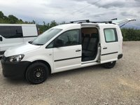 USED 2011 61 VOLKSWAGEN CADDY MAXI C20 140PS FACTORY 5 SEAT KOMBI **NO VAT**