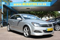2009 VAUXHALL ASTRA 1.8 SRi Exterior Pack SPORT HATCH 3dr 138 BHP £3495.00