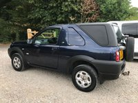 USED 2003 LAND ROVER FREELANDER 2.0 TD4 COMMERCIAL 110PS **NO VAT**