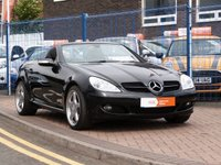 "USED 2007 07 MERCEDES-BENZ SLK 1.8 SLK200 KOMPRESSOR  10 SERVICES ~ 18""ALLOYS ~ AIR CON ~ CRUISE CONTROL"