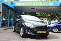USED 2014 14 FORD FIESTA 1.5 TITANIUM TDCI 3dr 74 BHP **ZERO DEPOSIT FINANCE AVAILABLE** **DRIVE AWAY SAME DAY**