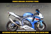 USED 2012 12 SUZUKI GSXR1000  GOOD & BAD CREDIT ACCEPTED, OVER 500+ BIKES IN STOCK