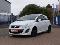 2012 VAUXHALL CORSA 1.2 LIMITED EDITION 3d  £5495.00