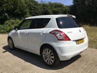 USED 2012 12 SUZUKI SWIFT 1.2 SZ4 5d AUTO 94 BHP RECENT MAIN DEALER SERVICE MOT RECENT MAIN DEALER SERVICE AND MOT
