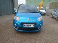 USED 2010 59 CITROEN C3 PICASSO 1.6 PICASSO EXCLUSIVE HDI 5d 90 BHP