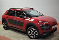 2016 CITROEN C4 CACTUS 1.2 PURETECH FEEL 5 Door Hatchback 80 BHP £8740.00