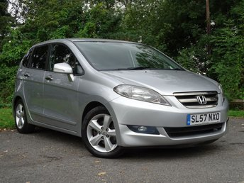 View our HONDA FR-V