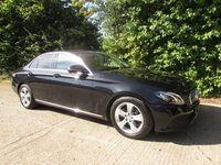 USED 2016 16 MERCEDES-BENZ E CLASS 2.0 E 220 D SE 4d AUTO 192 BHP (Facelift Model)