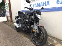 USED 2017 17 YAMAHA MT 125 ABS BLACK - ONLY 193 MILES! - VERY GOOD CONDITION!