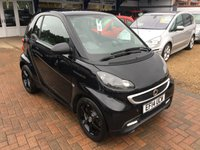 2014 SMART FORTWO 1.0 GRANDSTYLE EDITION 2d 84 BHP £5995.00
