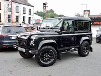 USED 2006 56 LAND ROVER DEFENDER 2.5 90 TD5 XS STATION WAGON
