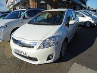 2011 TOYOTA AURIS 1.8 T SPIRIT 5d AUTO 99 BHP £SOLD