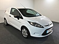 USED 2010 60 FORD FIESTA 1.4 1.4 TDCI 1d 69 BHP RECENT MAIN DEALER SERVICE MOT Genuine Low Miles, Recent Service and MOT at a Main Dealer