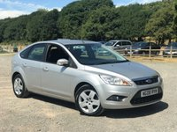 2008 FORD FOCUS 1.6 STYLE 5d 100 BHP £3250.00
