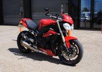 2015 TRIUMPH STREET TRIPLE ABS 675cc   £5450.00