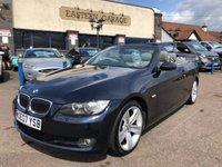 2007 BMW 3 SERIES 3.0 330D SE 2d AUTO 228 BHP £SOLD