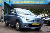 USED 2006 56 NISSAN MICRA 1.2 SPIRITA 5dr 80 BHP PART-EX TO CLEAR WITH FULL MOT AND GREAT DRIVE