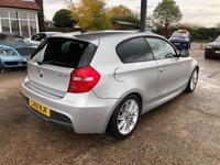 USED 2010 10 BMW 1 SERIES 2.0 118I M SPORT 3d AUTO 141 BHP