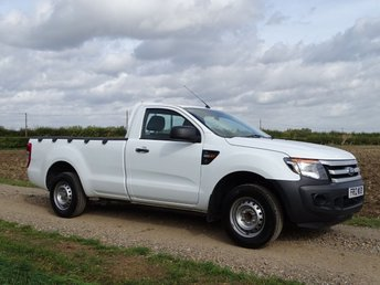 2012 FORD RANGER 2.2 XL 4X2 S/C TDCI 1d 123 BHP £8995.00