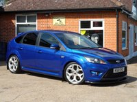 2010 FORD FOCUS 2.5 ST-3 5dr £9995.00