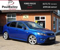 USED 2010 FORD FOCUS 2.5 ST-3 5dr