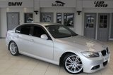 USED 2009 09 BMW 3 SERIES 2.0 320D M SPORT 4d 175 BHP FULL SERVICE HISTORY + REAR PARKING SENSORS + CRUISE CONTROL + AUTOMATIC AIR CONDITIONING + 17 INCH ALLOYS