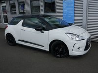 2011 CITROEN DS3 1.6 DSPORT HDI 3d 110 BHP £4980.00