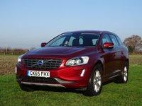 USED 2015 65 VOLVO XC60 2.4 D5 SE LUX NAV AWD 5d AUTO 217 BHP